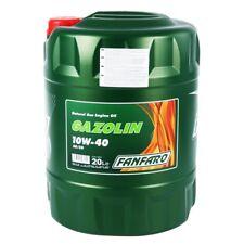 20 Liter 10W-40 Kanister Fanfaro GAZOLIN Motoröl API SG CD DIESEL BENZIN LPG CNG