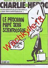 Charlie Hebdo n°225 du 09/10/1996 Procès Scientologie Pape Luz