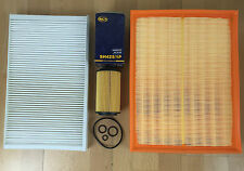 Filter Set Kit Ölfilter Luftfilter Pollenfilter Inspektionsset Sprinter 906 CDI
