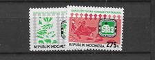 1983 MNH Indonesia Michel 1104-5 postfris**