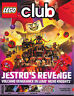 LEGO CLUB Magazine JULY AUGUST 2016 Nexo Knights Cover Issue