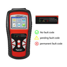 Konnwei KW830 OBDII OBD2 Car LCD Code Reader Data Tester Diagnostic Scan Tool