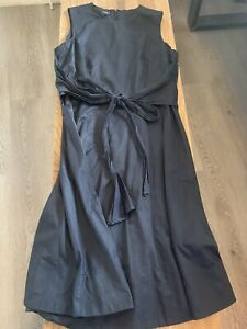 HOBBS LONDON  Ladies Navy Blue Dress Size 14