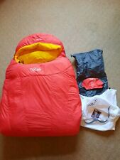 Rab Expedition 1000 Sleeping Bag BNWT