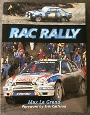 RAC Rally By Max Le Grand. Story Of The Famous Rally.