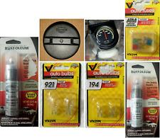 Rust-Oleum U5008C or U5003C | ATM Fuses | Bulb 194 or 921 | Harley D | Ammeter