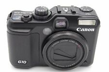 CANON POWERSHOT G10 14.7MP 3''SCREEN 5x DIGITAL CAMERA (NO BATTERY)