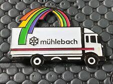 PINS PIN BADGE CAR  CAMION TRUCK MUHLEBACH