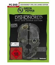 Dishonored - Game of the Year Edition - [PC] Green Pepper - neu + OVP