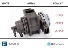 Turbo Booster pression Solénoïde VANNE Dacia Nissan Renault 1.5 2.0 2.3 dCi