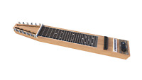 Lap Steel Guitar Plans DIY Homemade Electrical Guitar Project Musical Instrument