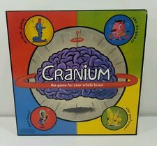 Cranium Board Game-Parts still sealed- Opened but unused. Excellent Condition. G