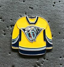 Nashville Predators 3rd Alternative Jersey NHL Hockey Pin