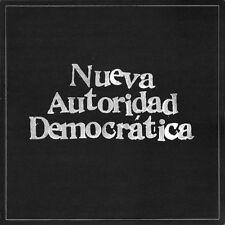 NUEVA AUTORIDAD DEMOCRATICA Nueva Autoridad Democrática LP . punk rock la uvi