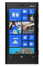 Negro Dummy Nokia 920 Lumia Celular Teléfono móvil Pantalla Juguete Replica mostrar Toy Reino Unido