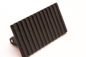 Cast Iron Grill/Bacon Press Rectangular Shape 1 kg. L 20cm W 10cm H 7cm