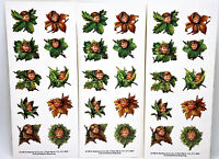 Victorian LEAF CHILDREN Seals STICKERS Mint Condition / Factory Sealed SHACKMAN