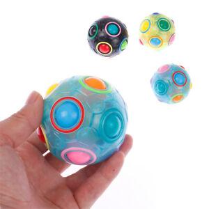 Labyrinthe magique lumineux jouet balle drôle anti-stress casse-tête éducatif