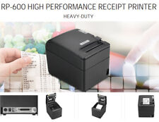 "PARTNER TECH RP-600S High Speed USB & SERIAL Interface Receipt Printer ""NEW"""