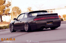 Nissan 200sx s14 s14a Silvia Rocket Bunny Style Rear Bumper for Body Kit V6