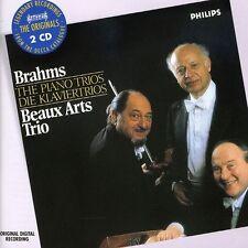 Beaux Arts Trio, J. Brahms - Piano Trios [New CD] UK - Import