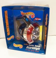 1999 Hot Wheels TALKING Racing Sounds Electronic SEARCHLIGHT ~ Rare ~ NEW!!!