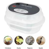 VIVOHOME 12 Egg Incubator Digital Hatcher Auto Turner Chicken Poultry Duck Bird