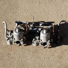 Datsun Fairlady Sports 1600 SU carb and intake setup 66 67 68 69 SPL311 R16