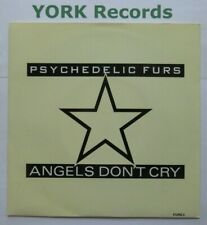 """PSYCHEDELIC FURS - Angels Don't Cry - Excellent Condition 7"""" Single CBS FURS 3"""