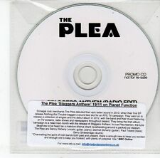 (EH36) The Plea, Staggers Anthem - 2012 DJ CD