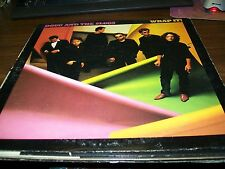 Doug And The Slugs-Wrap It!-LP-RCA Victor-AFL1 4261-Vinyl Record-VG+
