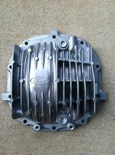 """NEW FORD MUSTANG 8.8"""" FINNED ALUMINUM REAR DIFFERENTIAL COVER WITH COOLER PORTS"""