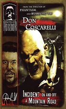 Don Coscarelli: Incident on and off a Mountain Road (DVD, 2006) *NEW*