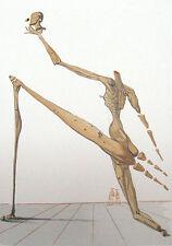 Salvador Dali The Divine Comedy Inferno #28  Woodblock Fine Art Print Make Offer