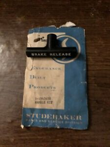 1963,1964,1965,1966 Studebaker Lark Emergency Brake Release Handle NOS 1563632