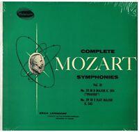 Mozart: Sinfonie N.38 & 39 / Erich Leinsdorf, London Philharmonic - LP