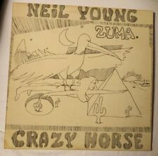 NEIL YOUNG & CRAZY HORSE - ZUMA, 1975, REPRISE, MS 2242, VG+/VG+
