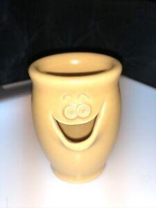 Vintage Creative Clay Works Egg Separator Studio Pottery