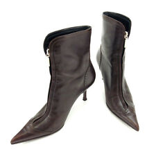 Dolce&Gabbana boots Brown Woman Authentic Used Y2984