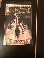 🔥 NAOMI #5 Jamal Campbell Main Cover A 1st Print DC Comics 2019 NM+  5/15