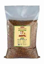 New listing 10lbs Bulk Non-Gmo Dried Mealworms for Reptile , Tortoise ; Amphibian ,Lizard.
