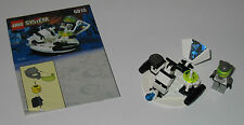 6815 LEGO Hovertron – 100% Complete w Instructions EX COND 1996