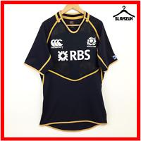 Scotland Rugby Shirt Canterbury 2XL XXL Top Home Jersey Rugby Union 2011 2012 9B