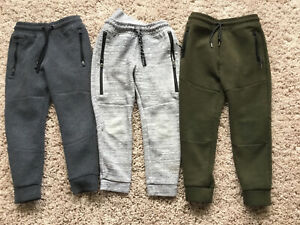 Boys Next Structured Joggers X 3 Age 6 Years