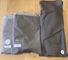 Lufthansa First Class Pyjama Schlafanzug Gr. XL  van Laack+ Slipper