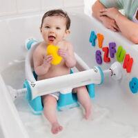 My Bath Seat Baby Bathing Chair Child Bathtime No Slip Safe Tub Seating Support