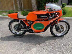 Harley Davidson 1975 RR250 Race Bike New Old Stock (Aermacchi) AMF
