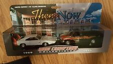 1999 Road Champs Dodge Then & Now Set 1969 & 1996 Dodhe 1/43
