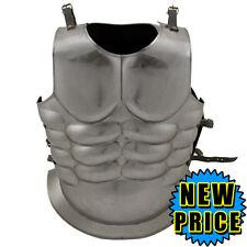 18 Gauge Steel Roman Greek Muscle Armor Cuirass Breastplate