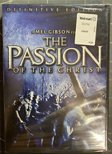 New ListingThe Passion of the Christ (Dvd, 2007, 2-Disc Set, Definitive Ed) New #1020Aj